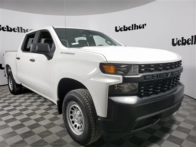 2020 Silverado 1500 Crew Cab 4x4, Pickup #ZT7157 - photo 3