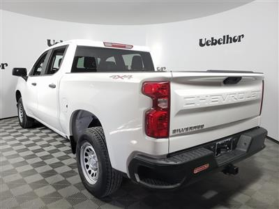 2020 Silverado 1500 Crew Cab 4x4, Pickup #ZT7157 - photo 2