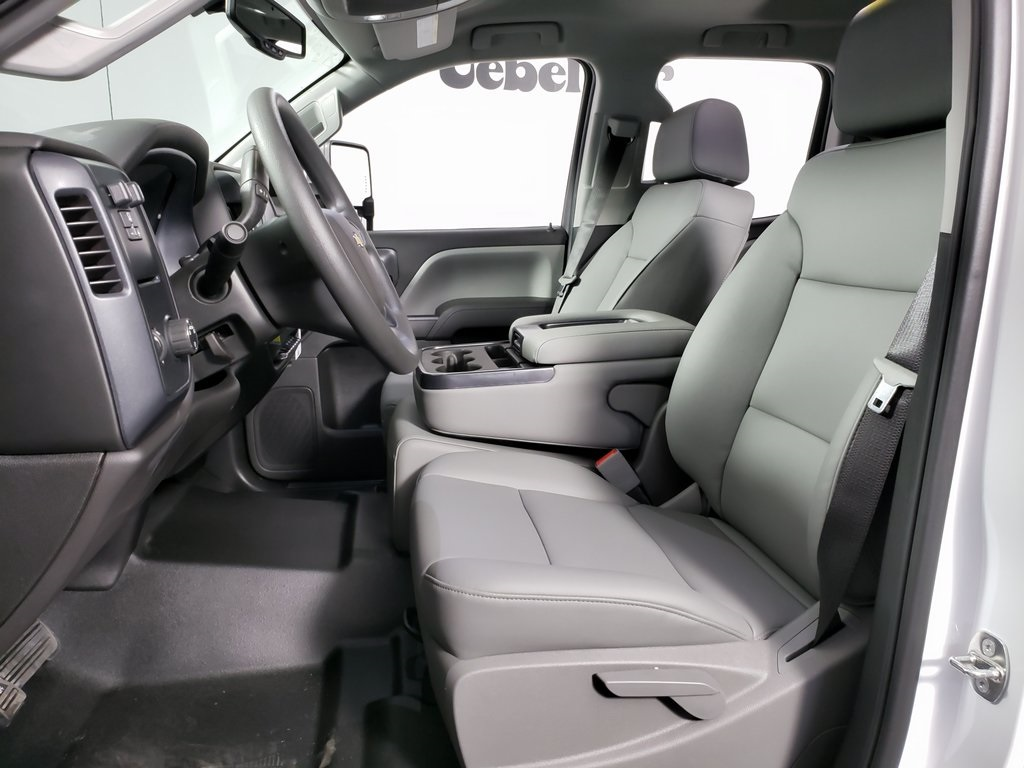 2019 Silverado 2500 Double Cab 4x2, Knapheide Steel Service Body #ZT7252 - photo 10