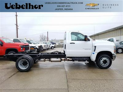 2020 Silverado 5500 Regular Cab DRW 4x2, Cab Chassis #ZT7349 - photo 1