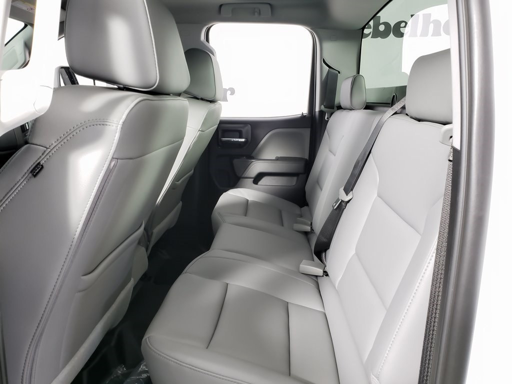 2019 Silverado 2500 Double Cab 4x2, Knapheide Steel Service Body #ZT7361 - photo 8