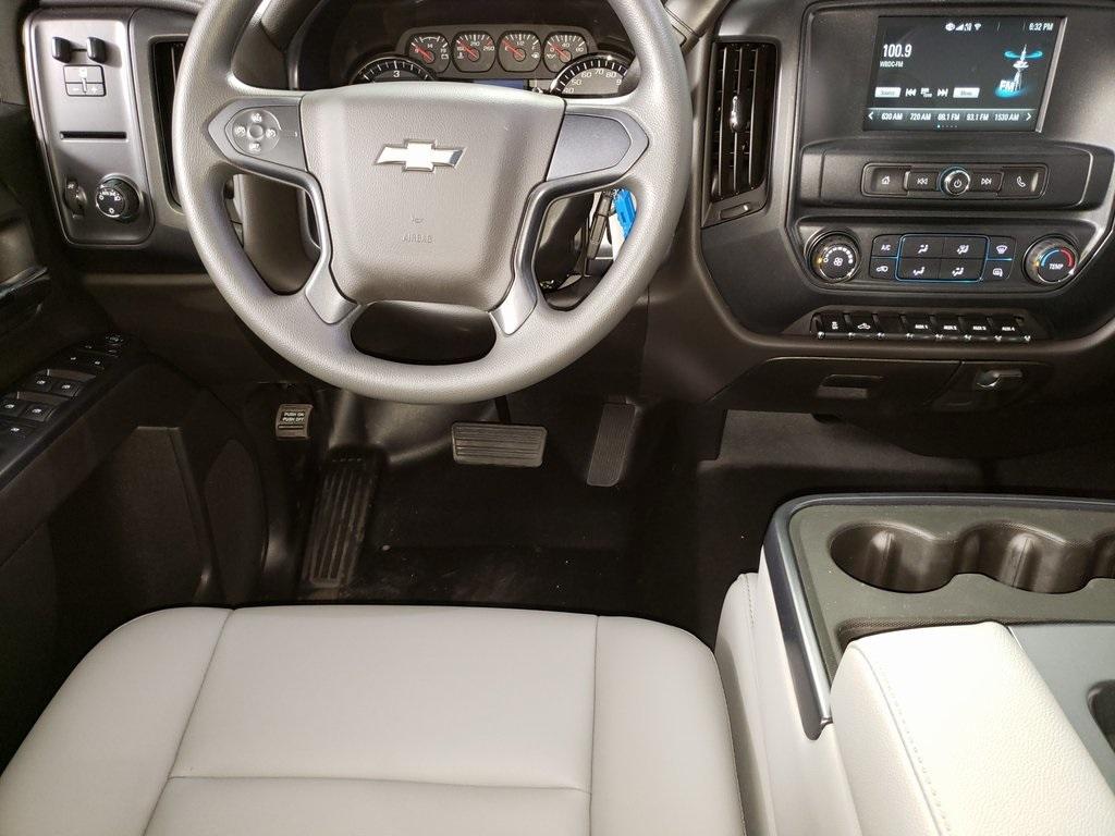 2019 Silverado 2500 Double Cab 4x2, Reading SL Service Body #ZT7366 - photo 12