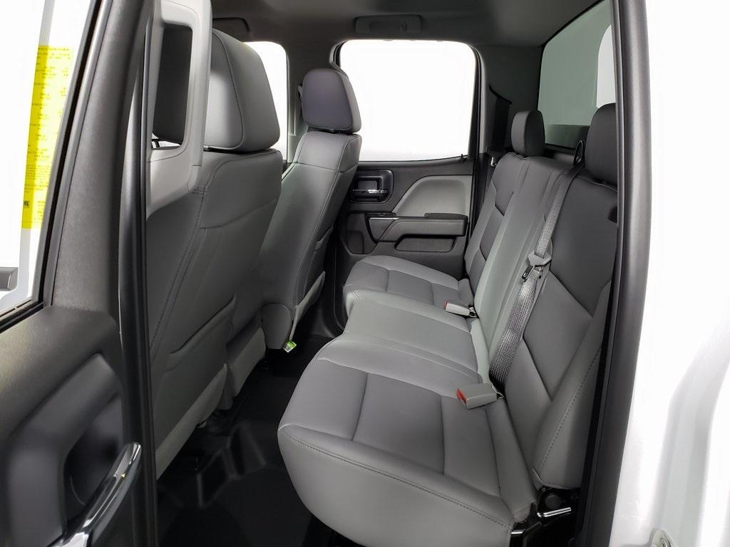 2019 Silverado 2500 Double Cab 4x4, Knapheide Steel Service Body #ZT7375 - photo 8