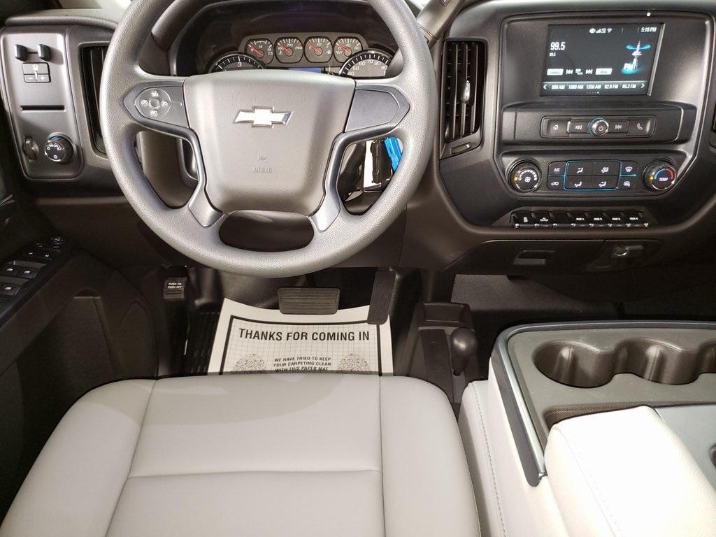 2019 Silverado 2500 Double Cab 4x4, Knapheide Steel Service Body #ZT7376 - photo 11