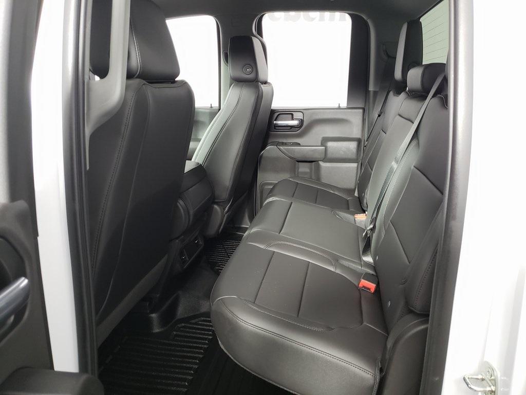 2020 Silverado 2500 Double Cab 4x4, Pickup #ZT7379 - photo 7