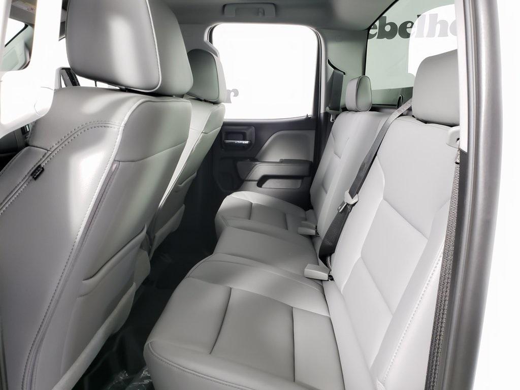 2019 Silverado 2500 Double Cab 4x2, Knapheide Steel Service Body #ZT7417 - photo 8