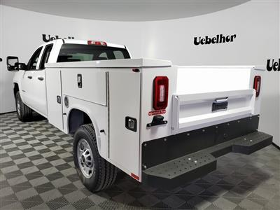 2019 Silverado 2500 Double Cab 4x2, Knapheide Steel Service Body #ZT7418 - photo 2