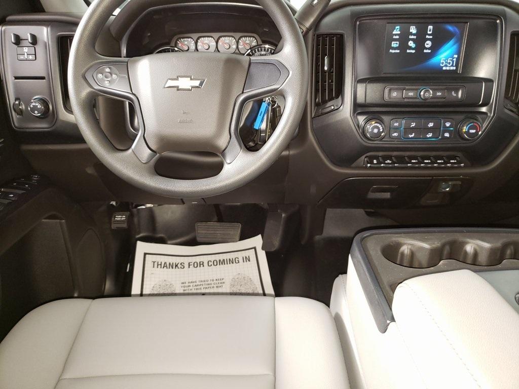 2019 Silverado 2500 Double Cab 4x2, Knapheide Steel Service Body #ZT7428 - photo 12