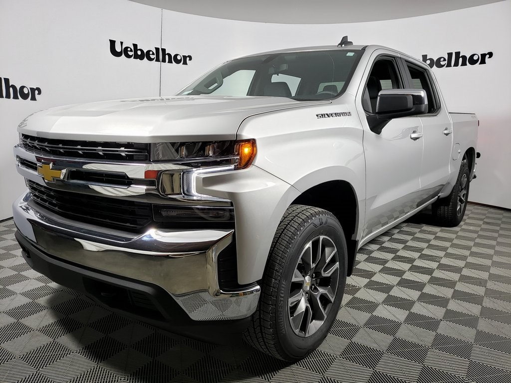2020 Silverado 1500 Crew Cab 4x4, Pickup #ZT7536 - photo 1