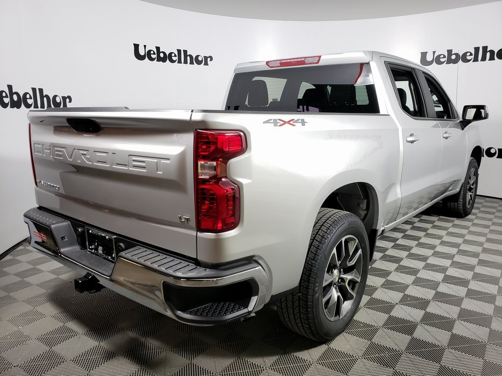 2020 Silverado 1500 Crew Cab 4x4, Pickup #ZT7536 - photo 4