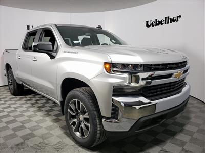 2020 Silverado 1500 Crew Cab 4x4, Pickup #ZT7536 - photo 3