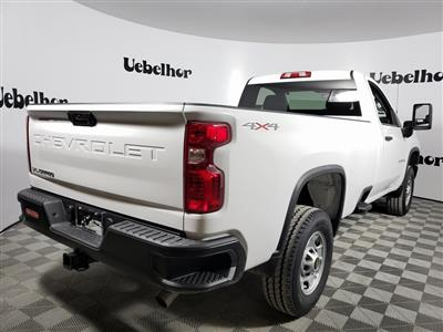 2020 Silverado 2500 Regular Cab 4x4, Pickup #ZT7564 - photo 4
