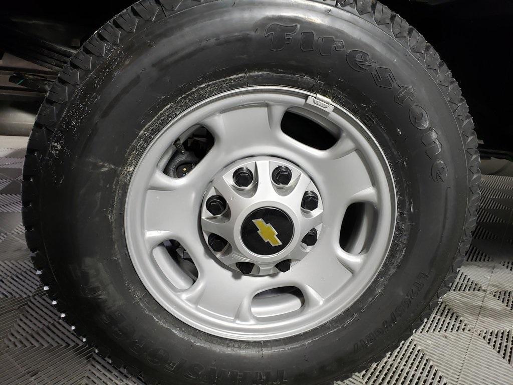 2020 Silverado 2500 Regular Cab 4x4, Pickup #ZT7578 - photo 6