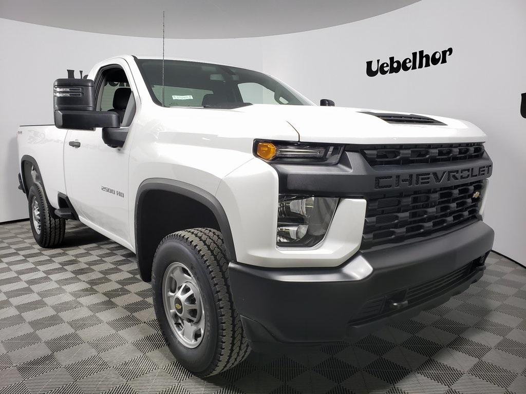 2020 Silverado 2500 Regular Cab 4x4, Pickup #ZT7580 - photo 3