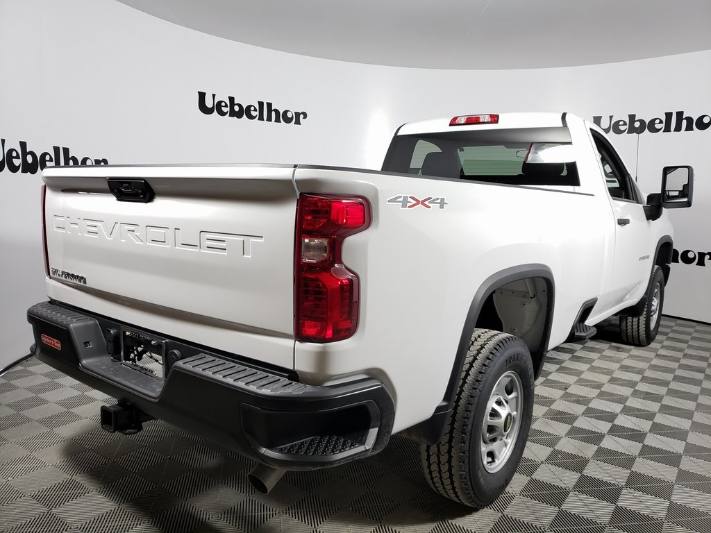 2020 Silverado 2500 Regular Cab 4x4, Pickup #ZT7580 - photo 4