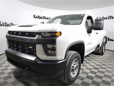 2020 Silverado 2500 Regular Cab 4x4, Pickup #ZT7580 - photo 1