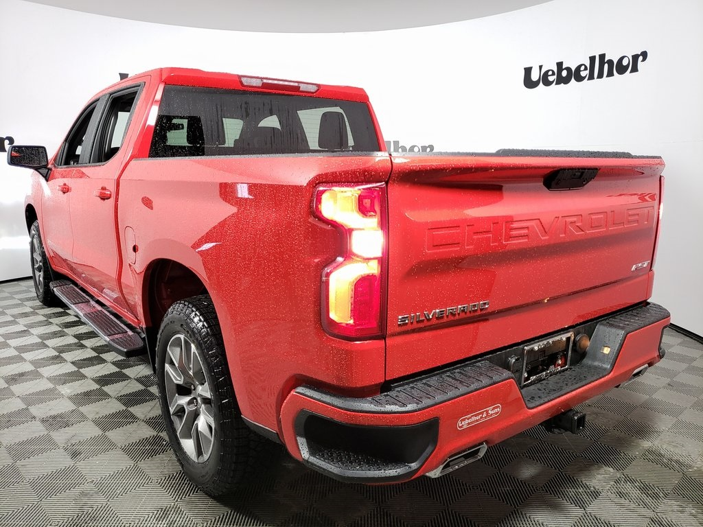 2020 Silverado 1500 Crew Cab 4x4, Pickup #ZT7610 - photo 2