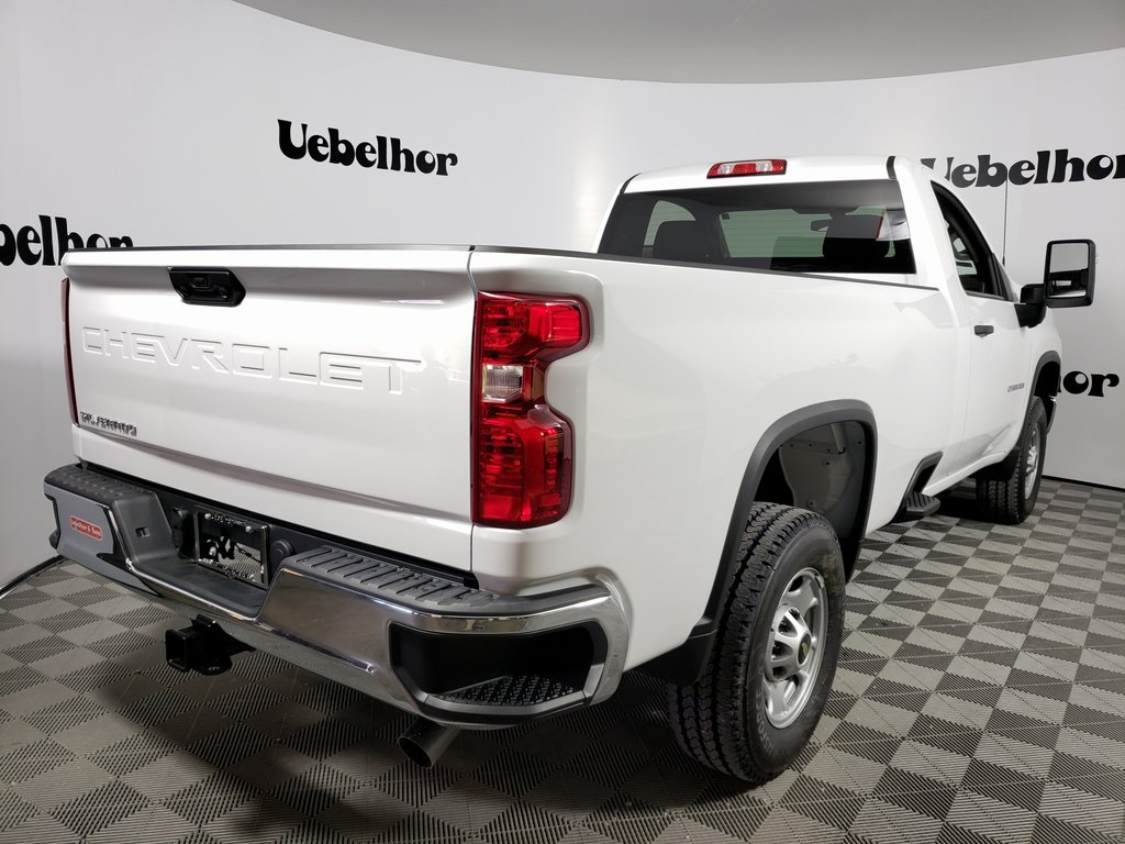 2020 Silverado 2500 Regular Cab 4x2, Pickup #ZT7698 - photo 4