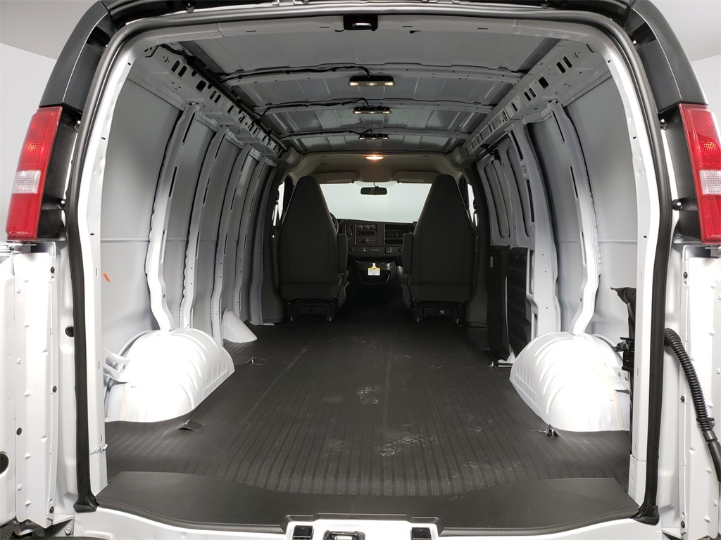 2020 Express 2500 4x2, Empty Cargo Van #ZT7881 - photo 1