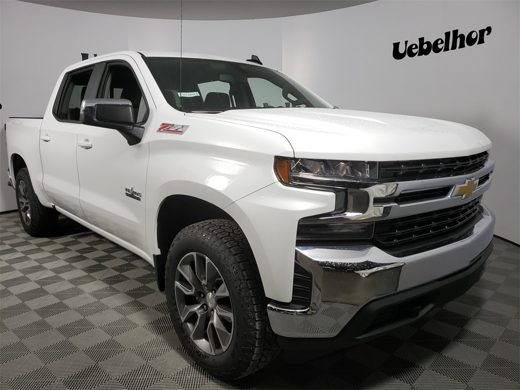 2020 Silverado 1500 Crew Cab 4x4, Pickup #ZT7882 - photo 3