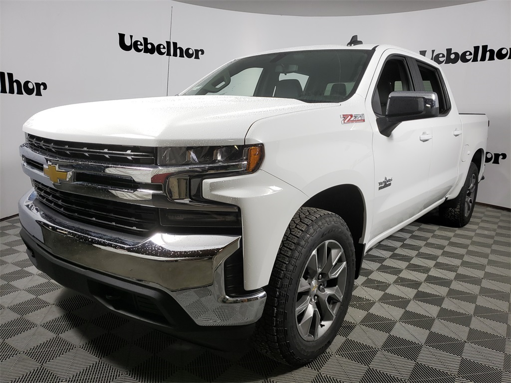 2020 Silverado 1500 Crew Cab 4x4, Pickup #ZT7882 - photo 1