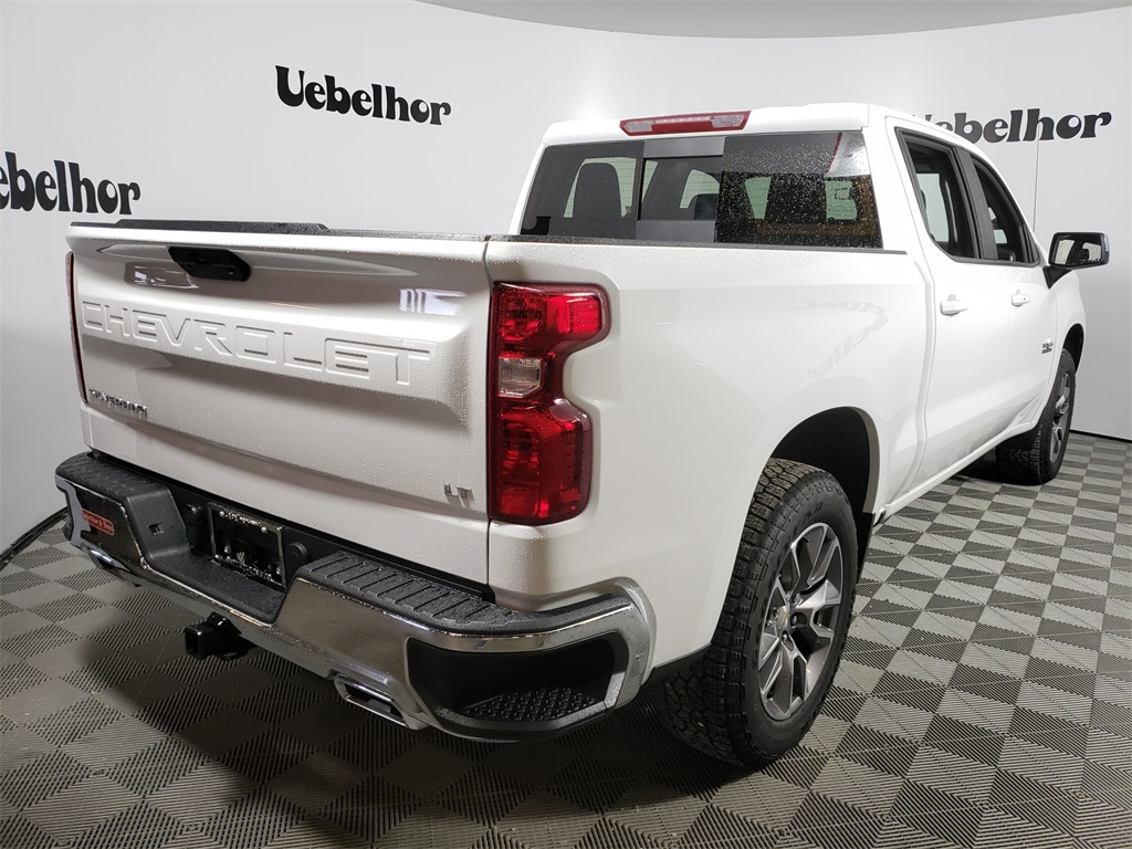 2020 Silverado 1500 Crew Cab 4x4, Pickup #ZT7882 - photo 4