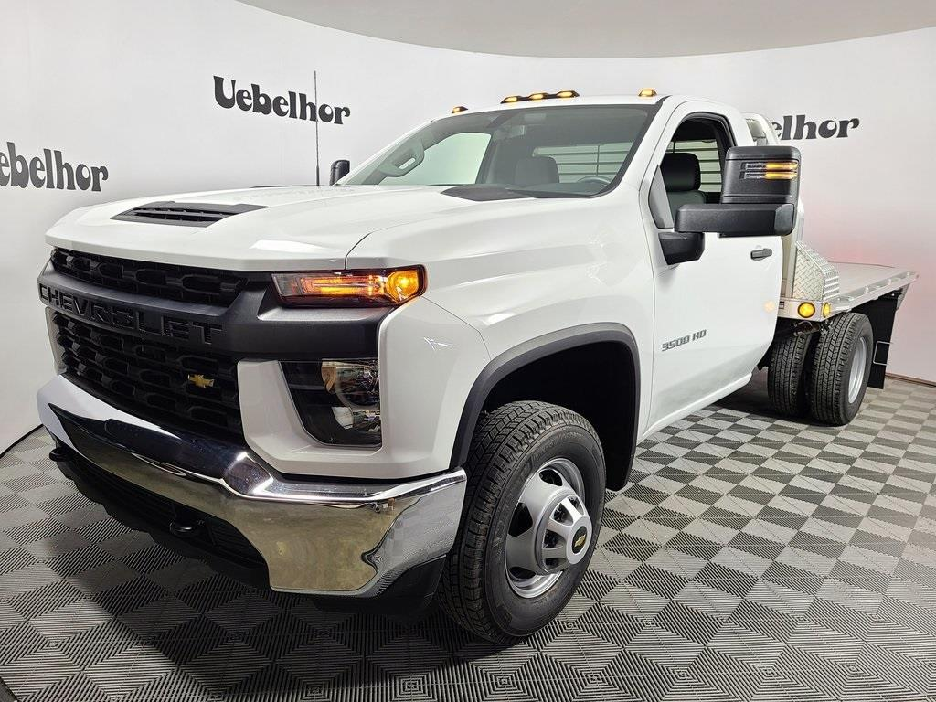 2020 Chevrolet Silverado 3500 Regular Cab DRW 4x2, Hillsboro Platform Body #ZT8227 - photo 1