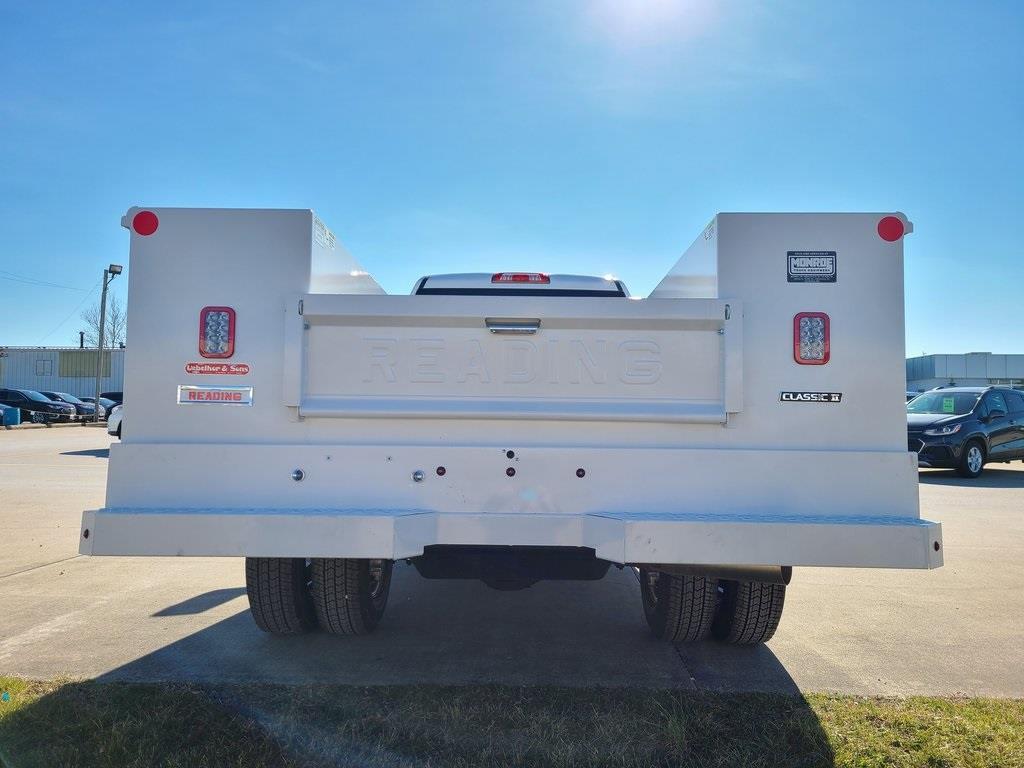 2020 Chevrolet Silverado 3500 Regular Cab DRW 4x4, CM Truck Beds Platform Body #ZT8380 - photo 1