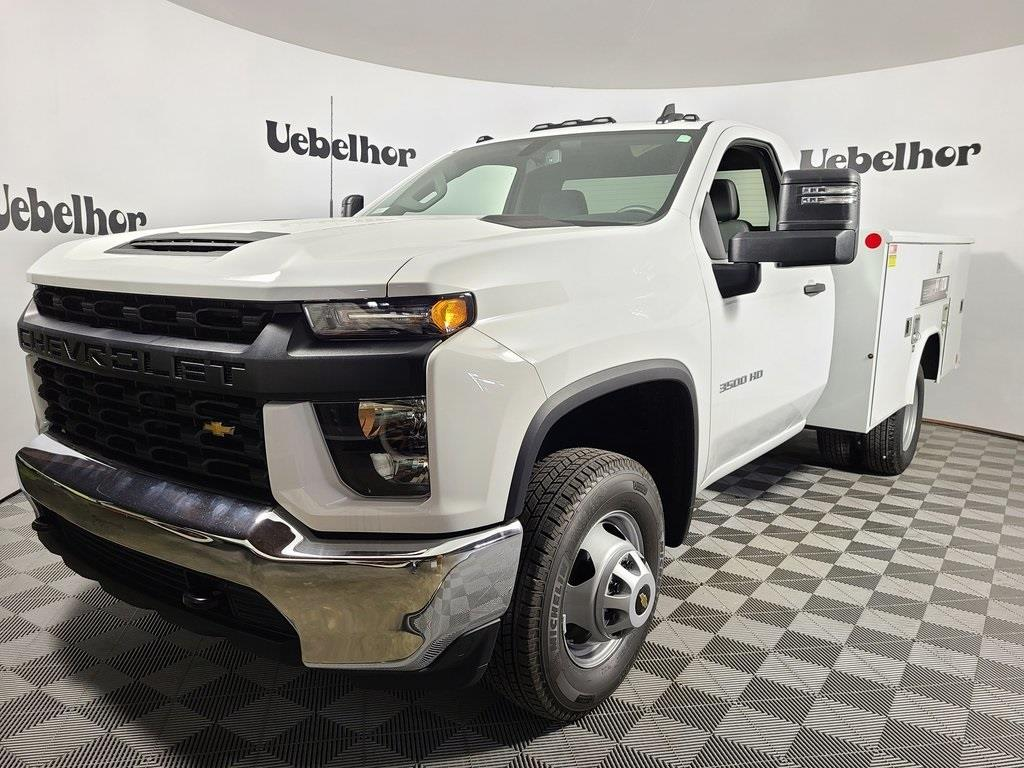 2020 Chevrolet Silverado 3500 Regular Cab DRW 4x2, Reading Service Body #ZT8400 - photo 1