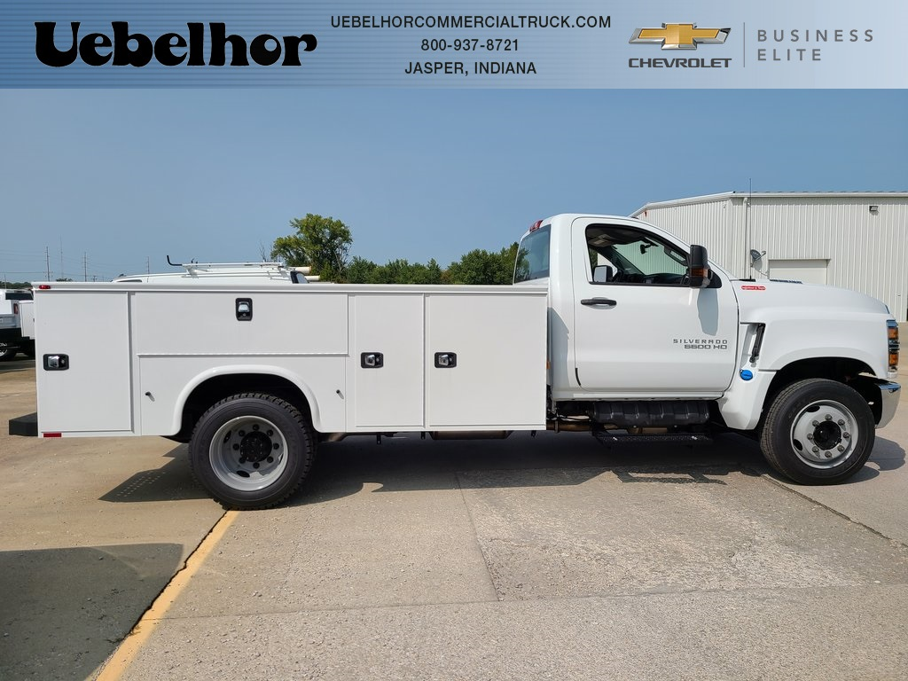 2020 Chevrolet Silverado 5500 Regular Cab DRW 4x2, Knapheide Service Body #ZT8454 - photo 1