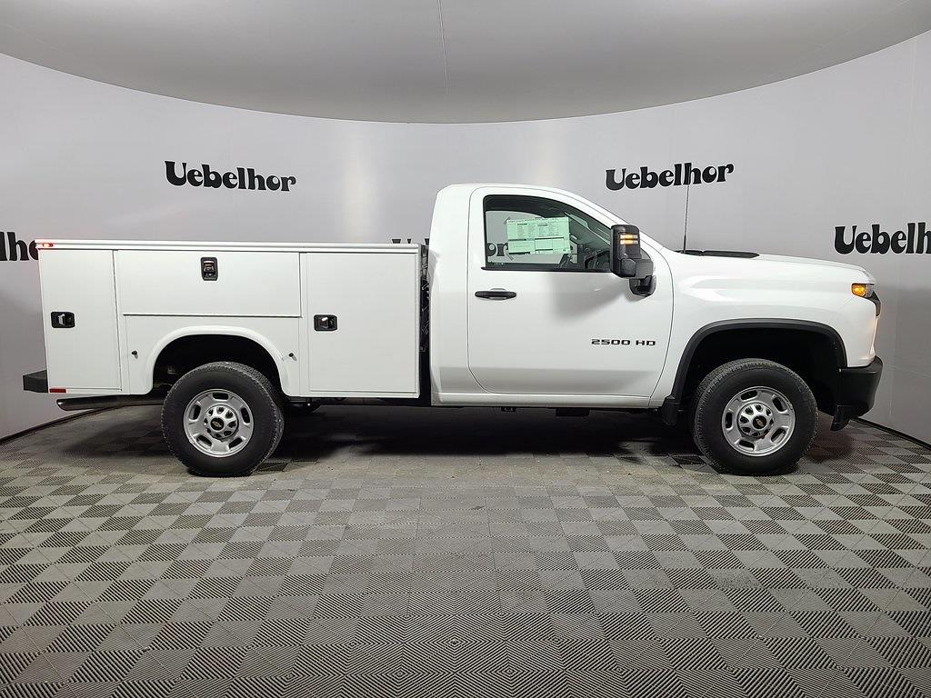 2020 Chevrolet Silverado 2500 Regular Cab 4x2, Cab Chassis #ZT8931 - photo 1