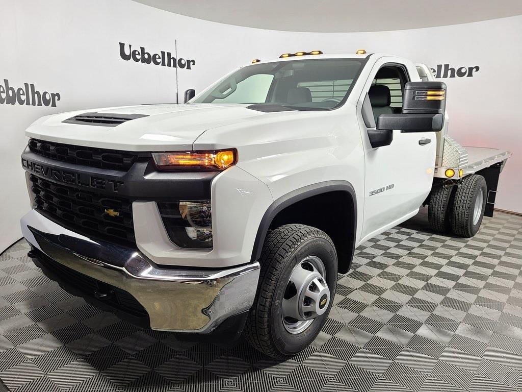 2020 Chevrolet Silverado 3500 Regular Cab DRW 4x2, Hillsboro Platform Body #ZT8932 - photo 1