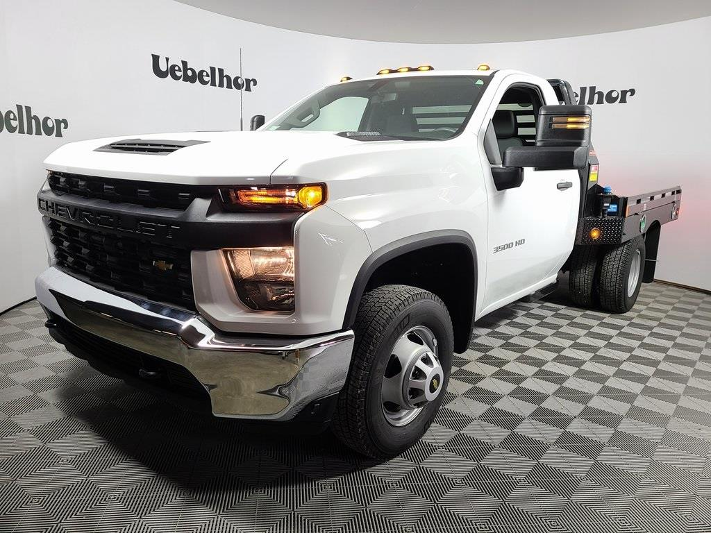 2020 Chevrolet Silverado 3500 Regular Cab DRW 4x4, Hillsboro Platform Body #ZT9094 - photo 1