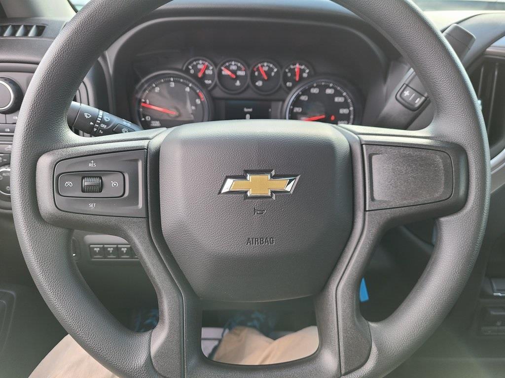 2020 Chevrolet Silverado 3500 Regular Cab DRW 4x4, Reading Classic II Steel Service Body #ZT9234 - photo 9