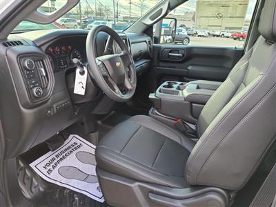 2020 Chevrolet Silverado 3500 Regular Cab DRW 4x4, Reading Classic II Steel Service Body #ZT9234 - photo 8