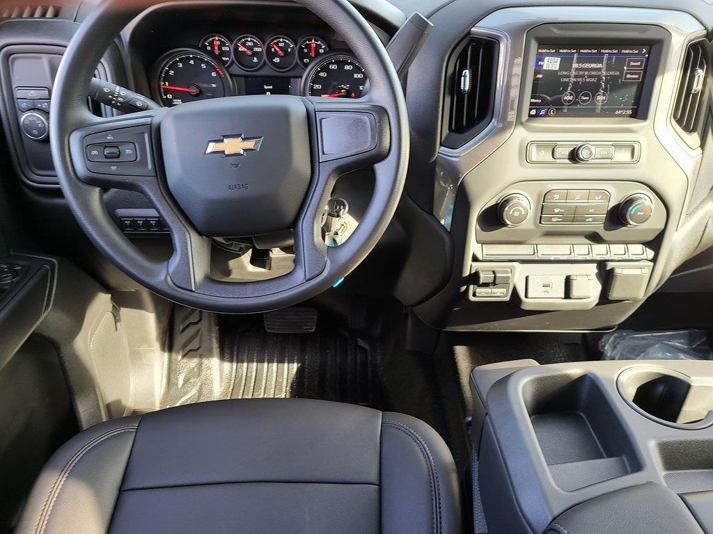 2020 Chevrolet Silverado 3500 Crew Cab DRW 4x2, Hillsboro 2000 Series Aluminum Platform Body #ZT9383 - photo 12