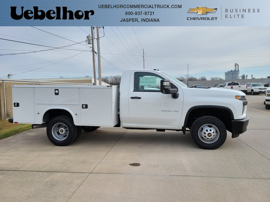 2020 Chevrolet Silverado 3500 Regular Cab DRW 4x4, Knapheide Service Body #ZT9748 - photo 1