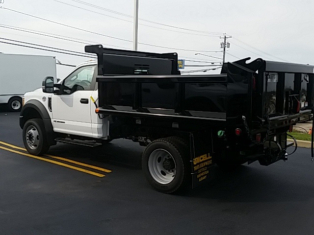 2017 F-550 Regular Cab DRW 4x4, Air-Flo Dump Body #FHF170935 - photo 5