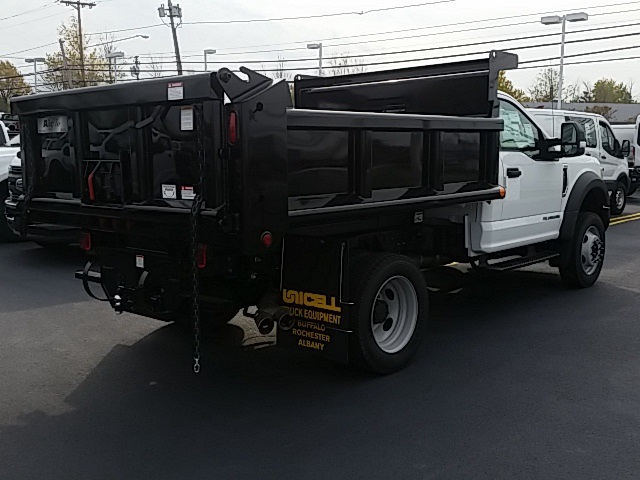2017 F-550 Regular Cab DRW 4x4, Air-Flo Dump Body #FHF170935 - photo 2