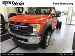 2017 F-550 Regular Cab DRW 4x4, Cab Chassis #FHF170976 - photo 1