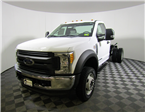 2017 F-450 Regular Cab DRW 4x4,  Cab Chassis #175323 - photo 1