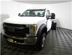 2017 F-550 Regular Cab DRW 4x4 Cab Chassis #175385 - photo 1