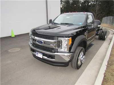 2017 F-550 Regular Cab DRW 4x4, Cab Chassis #175480 - photo 1