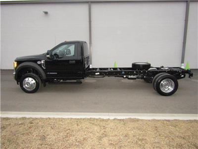 2017 F-550 Regular Cab DRW 4x4, Cab Chassis #175480 - photo 8