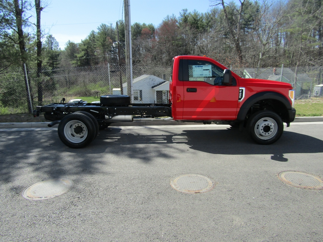 2017 F-450 Regular Cab DRW,  Cab Chassis #175601 - photo 3