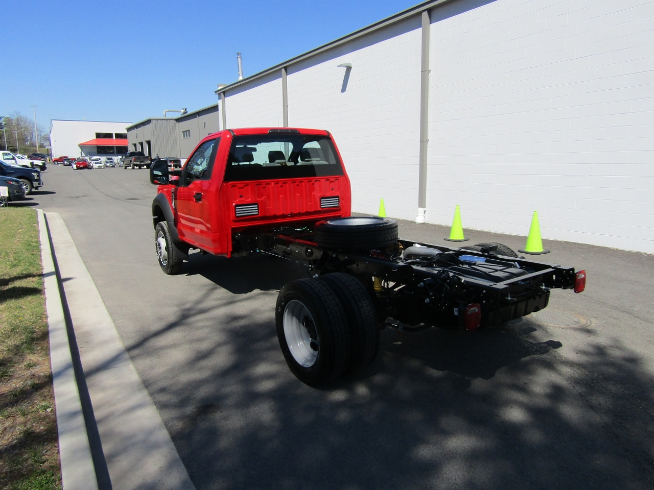 2017 F-450 Regular Cab DRW,  Cab Chassis #175601 - photo 4