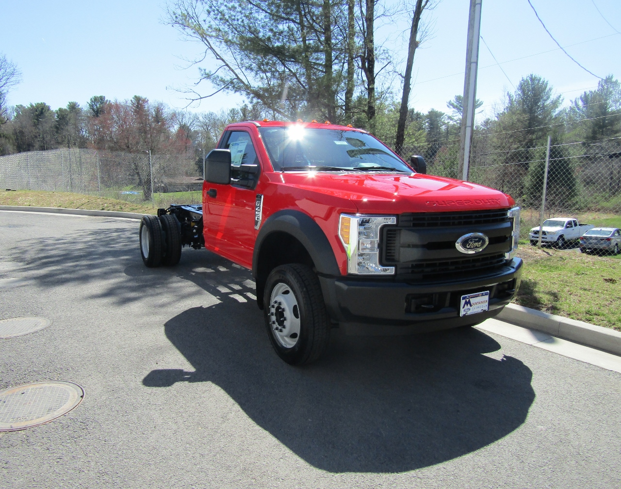 2017 F-450 Regular Cab DRW,  Cab Chassis #175601 - photo 5