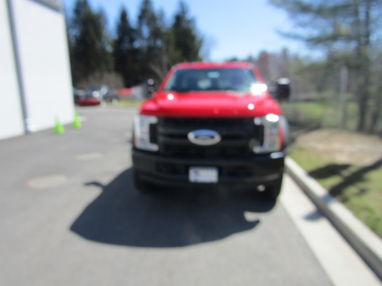 2017 F-450 Regular Cab DRW,  Cab Chassis #175601 - photo 6