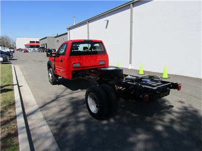 2017 F-450 Regular Cab DRW Cab Chassis #175601 - photo 4