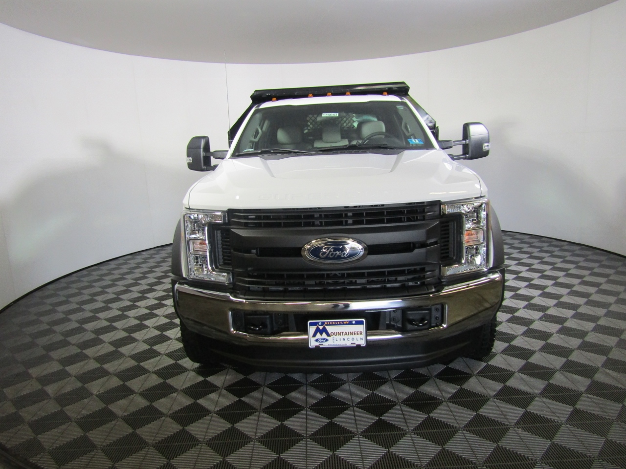 2017 F-450 Regular Cab DRW 4x4, Knapheide Dump Body #176043 - photo 5